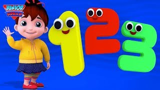 Numbers Song | 123 Song For Kids | Learn Numbers | Preschool Song For Babies