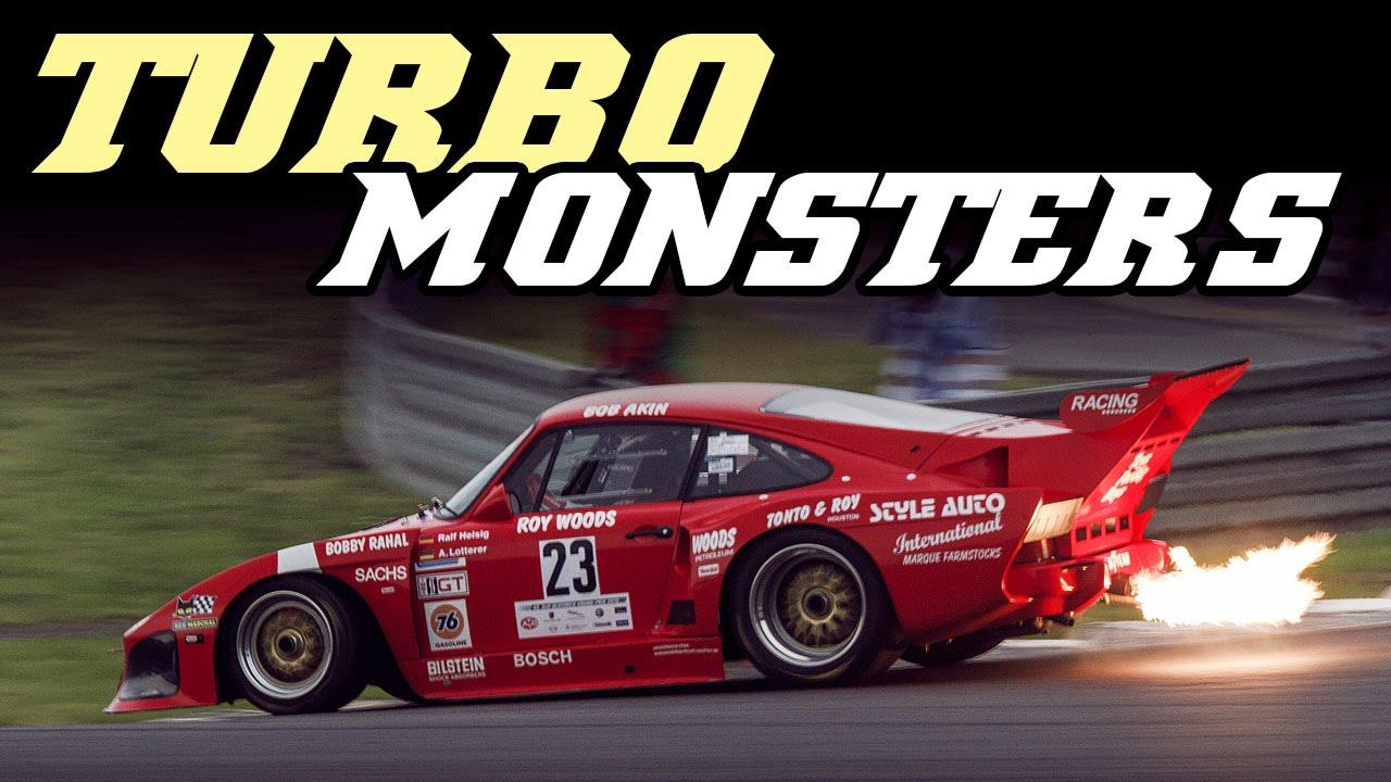 Porsche 935 K3 Tribute (Turbo Monsters) incl. idle ...
