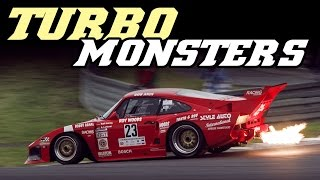 Porsche 935 K3 Tribute (Turbo Monsters) incl. idle, revving & Flames
