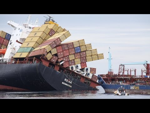 8 Most Dangerous Ports in the World