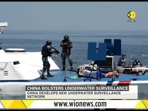 China bolsters underwater surveillance