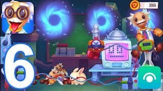Kick the Buddyman: Mad Lab - Gameplay Walkthrough Part 6 - All Weapons (iOS)