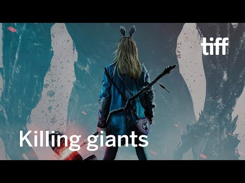 How To KILL GIANTS With Anders Walter   TIFF 2018