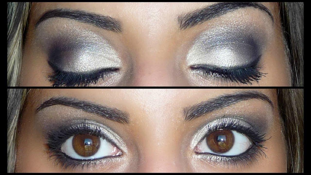 spesso Smokey Eyes Make-up Tutorial - YouTube BM27