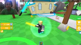 Know simulator dying but that all   Roblox SR Black