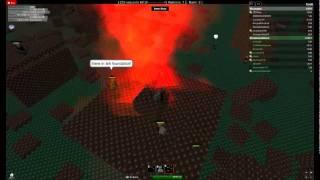 Kamikaze zombi luchando con amigos (vídeo 1) (roblox)