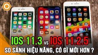 Đánh giá iOS 11.3 beta vs iOS 11.2.5 chính thức: Có gì đặc biệt để nâng cấp?