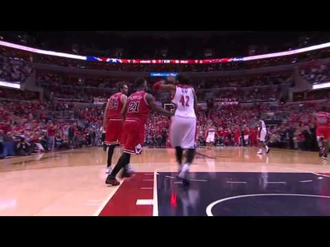 Chicago Bulls vs Washington Wizards Game 3 | April 25, 2014 | NBA Playoffs 2014