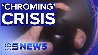 Deodorant being stripped from shelves to stop people sniffing it | Nine News Australia