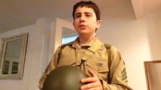 101st Airborne Uniform Update