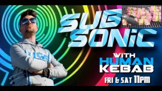 SubSONiC with Human Kebab from U.S.S. - Sonic 102.9 Fri. Mar. 22