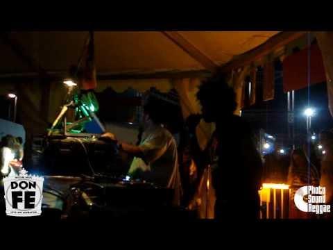 Photo Sound Reggae: Don Fe ft Prince Jamo - Organic Roots Festival 21/09/2013