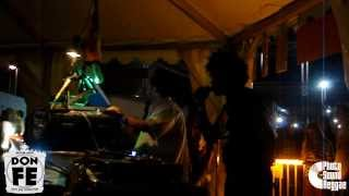 Photo Sound Reggae: Don Fe ft Prince Jamo - Organic Roots Festival 21/09/2013