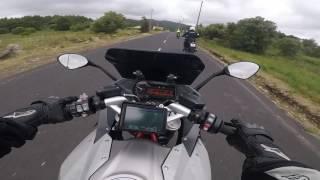 Test Ride BMW R1200RS vs BMW GS1200 vs BMW S1000XR