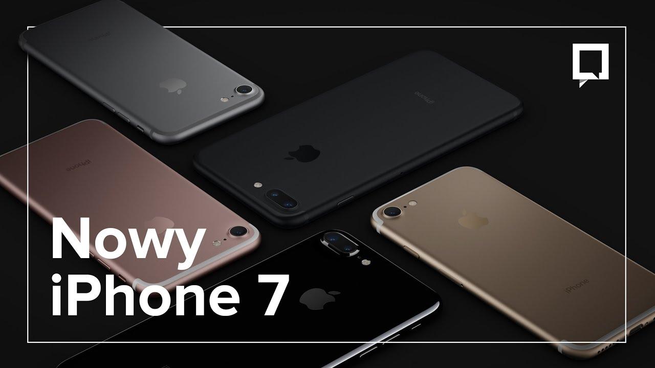iPhone 7 - wszystko, co musisz o nim wiedzieć