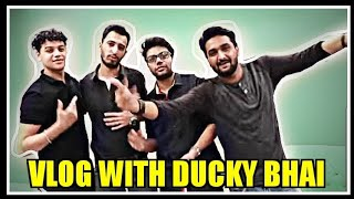 Youtube meetup with Ducky bhai Khujlee Family and Sunny Jafry