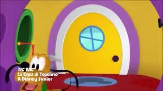 Disney Junior topolino tic tac 5 minuti