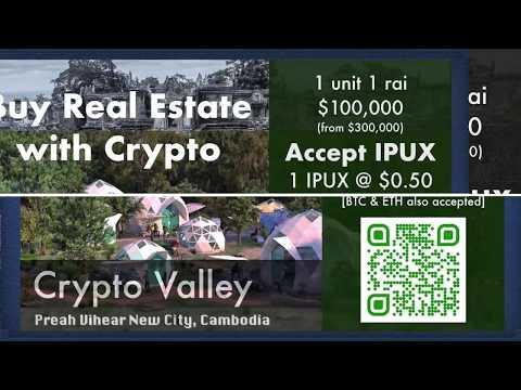 Crypto Valley – Modern Ecology Living & Farming