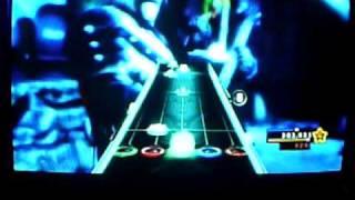 guitar hero warriors of rock - psychosocial fc 100%