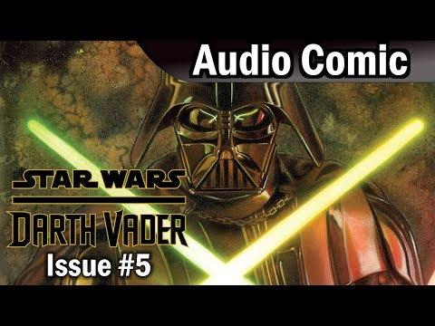 Darth Vader #5 (Voice Dubbed Comic)