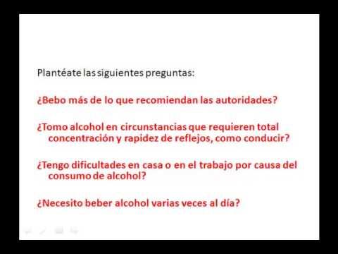El tratamiento eficaz del alcoholismo en gomele