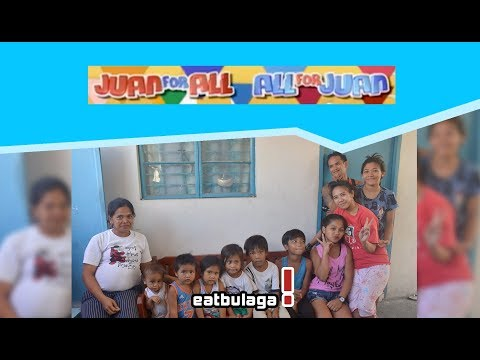 Juan For All, All For Juan Sugod Bahay | April 19, 2018