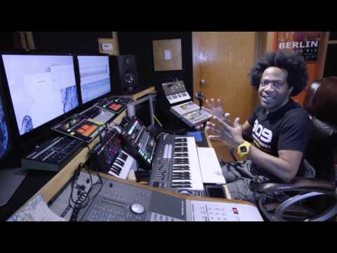 DJ Pierre: Acid House Pioneer (via Propellerheads)