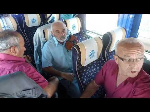Bozkır Yazdamı ekibi, Ünlü Usta Mustafa Apaydın ile Gitme Bülbül türküsü,arabayla yolculuk