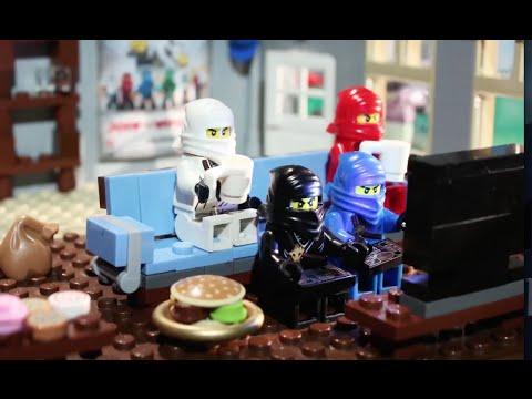 LEGO® Ninjago - Worst Bad Guy - Stop Motion