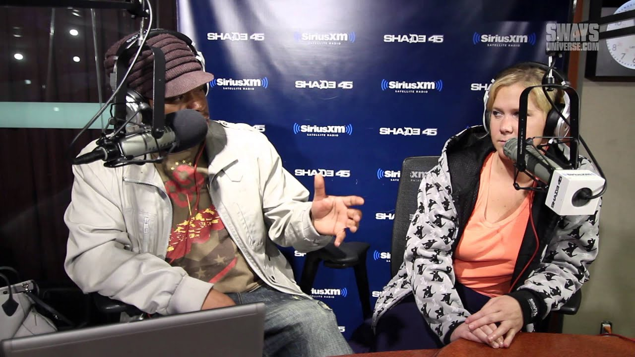 Amy Schumers Funny Thoughts On Male Ejaculation On Sway In The