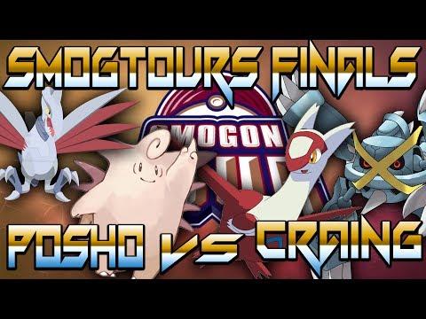 Smogon Tour 23 Play-offs-FINALS: Posho vs Craing w/Sorry