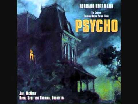 psycho soundtrack tracks 1 2 3 4 youtube
