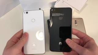 Huawei P8 Lite 2017 Unboxing and Hands on