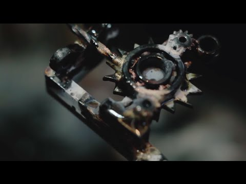 Tattoo machine builders - VLAD BLAD IRONS