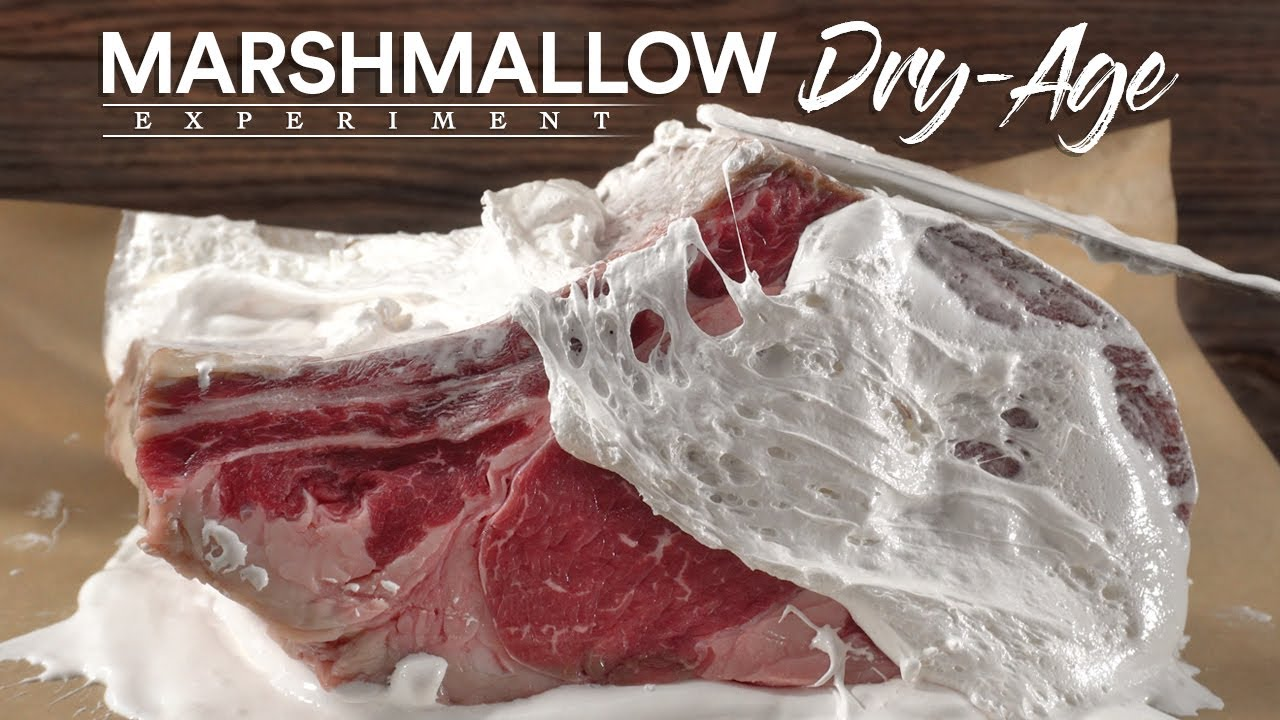 I Dry-Aged Steaks in Marshmallow and This Happened!