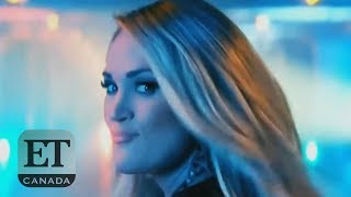 Carrie Underwood Responds To NFL Theme Song Hater Video