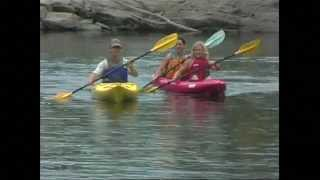 How to Choose a Kayak. Watch it before choosing a kayak to buy.(How to Choose a Kayak: Explaining differences against sit-on-top and sit-inside kayaks and whether you should choose touring, white water or recreational ..., 2012-10-23T14:12:44.000Z)