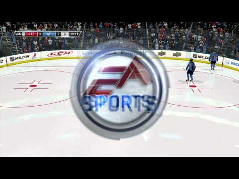 NHL 2011 - Ottawa @ Atlanta - Be A Pro - Gameplay