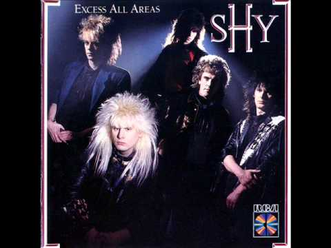 Shy - When The Love Is Over HQ