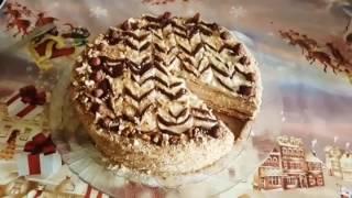 Медовый торт классический старинный рецепт