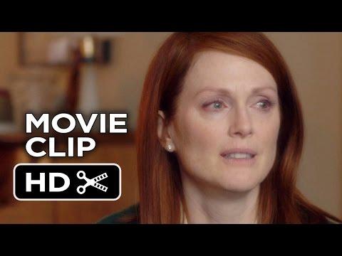 Still Alice Movie CLIP - Genetics (2015) - Julianne Moore, Kristen Stewart Drama HD