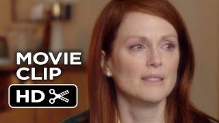Still Alice Movie CLIP - Genetics (2015) - Julianne Moore, Kristen Stewart Drama HD
