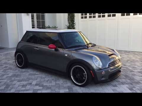 2002 MINI Cooper S John Cooper Works  and Test Drive by Bill Auto Europa Naples