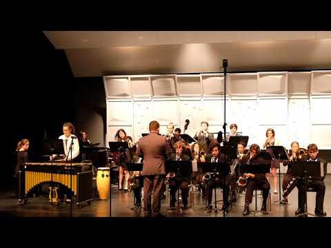 2018 Livermore High School Jazz Band at CSU Northridge