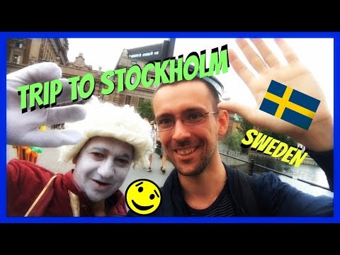 Amazing trip to Stockholm I Cruise to Sweden I Stockholm centre sightseeing
