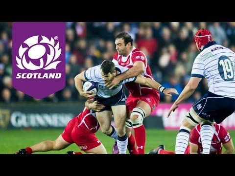 2016 Autumn Tests | Scotland v Georgia Highlights