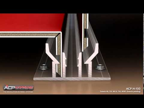 Acp Express Revolutionary Panel System Youtube