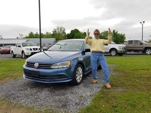 2016 Volkswagen Jetta 1.4T SE in DuBois, PA