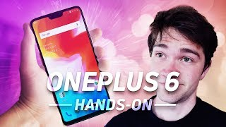 Video OnePlus 6 Hands-on: Glass on Glass download MP3, MP4, WEBM, AVI, FLV Mei 2018