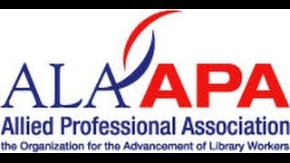 Learn more about the ALA-Allied Professional Association